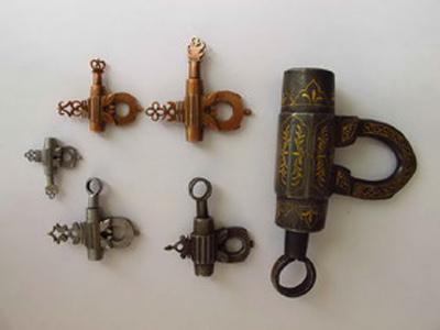 صنعت قفلسازی ,صنایع دستی چالشتر